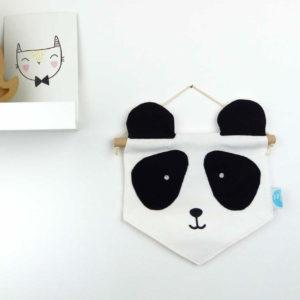 fanion-panda