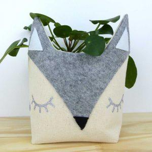 panier-renard-gris